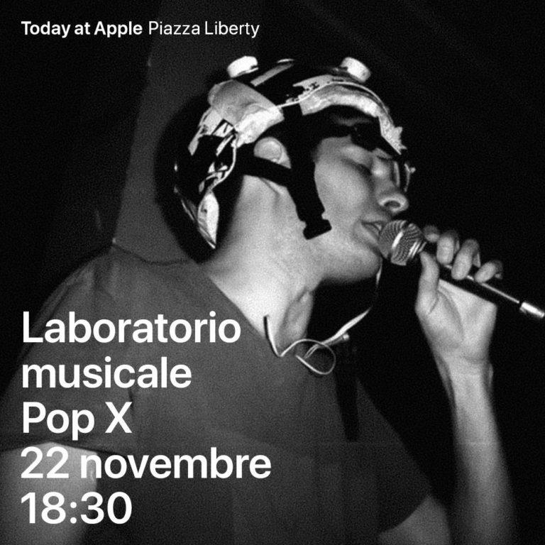 """Laboratorio Musicale """"L'arte del REMIXXX con POP X"""""""