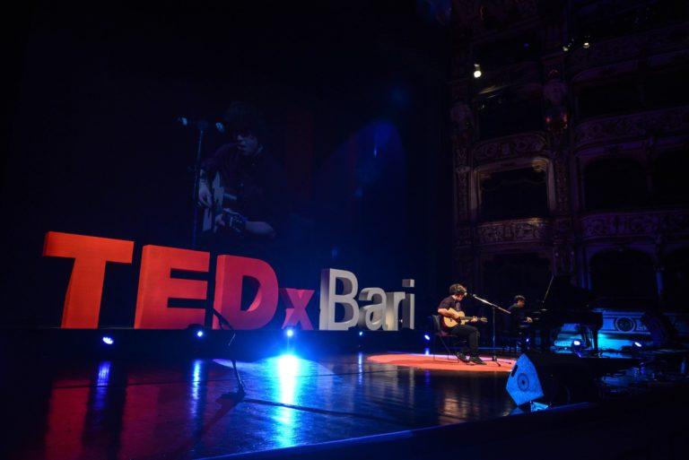 Francesco De Leo al TEDx di Bari