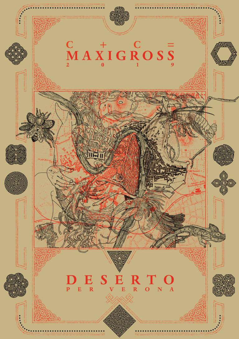 """I C+C=Maxigross presentano """"Deserto per Verona"""""""