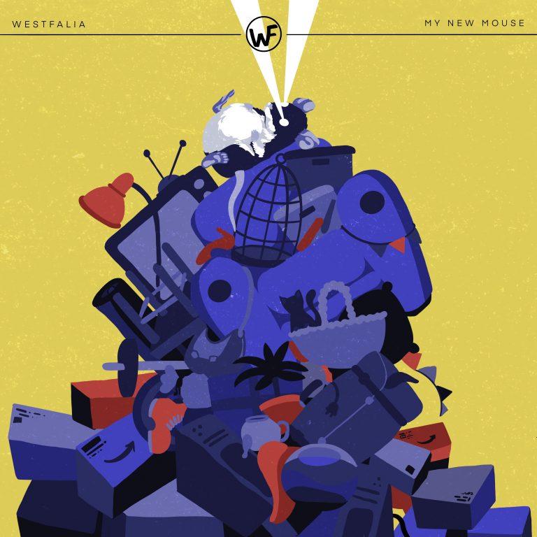 "Esce oggi ""My new mouse"", il nuovo singolo dei Westfalia"